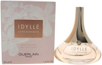 Guerlain Idylle Love Blossom Eau De Toilette Spray (Limited Edition) 50ml