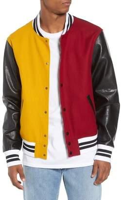 The Rail Varsity Jacket