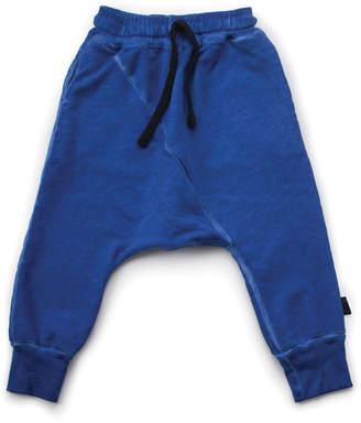 Nununu Diagonal Baggy Pants