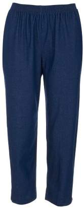 Alfred Dunner Women's Petite Short Jean Pant