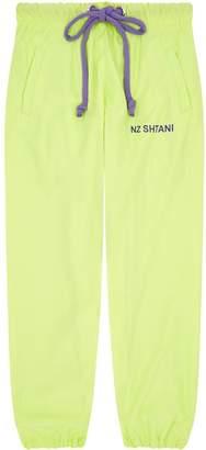 Natasha Zinko Elasticated Sweatpants