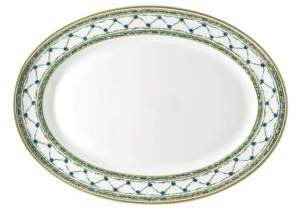 Raynaud Alle Royale Porcelain Oval Dish