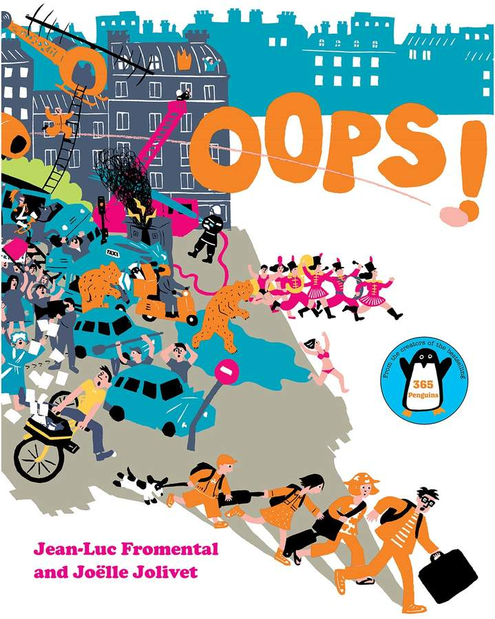 Oops! (Hardcover)