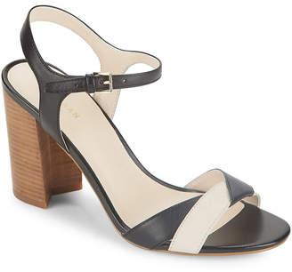 Cole Haan Florena Colorblock Leather Sandal