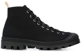 Loewe ridged sole boots