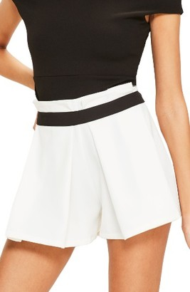 Women's Missguided Tailored Shorts $62 thestylecure.com