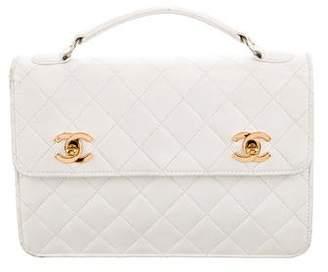 Chanel Small Briefcase Bag