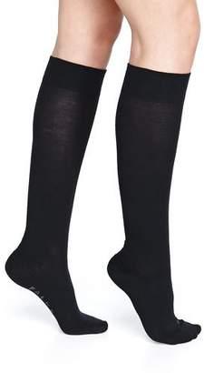 Falke Textured-Band Knee Sock