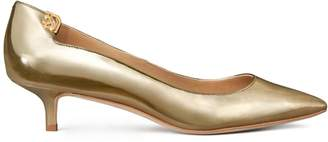 Tory Burch ELIZABETH METALLIC PUMP