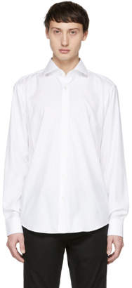 BOSS White Regular Fit Gordon Shirt