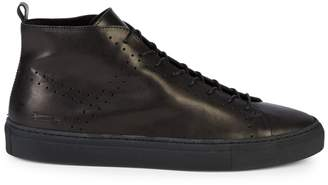 Uri Minkoff Perforated Leather Chukka Boots