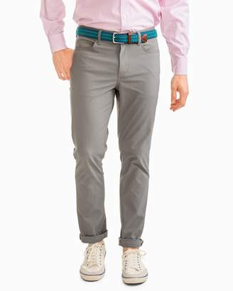 Southern Tide Intercoastal Performance Pant - Polarized Grey
