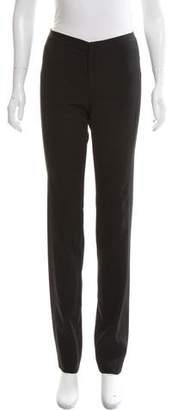 Jean Paul Gaultier Mid-Rise Wool Pants
