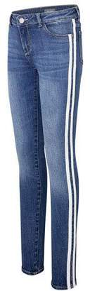 DL1961 DL 1961 Chloe Denim Skinny Jeans w/ Side Striping, Size 2-6