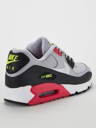 90 - Grey/Black/Pink