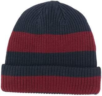 6397 Striped Beanie