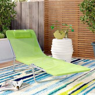 Symple Stuff Shelly Chaise Lounge Fabric