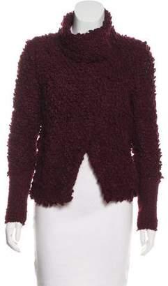 IRO Shag Knit Jacket