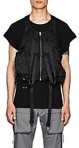ALYX Men's Mesh Holster Vest-Black