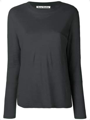 Acne Studios Taline long sleeve T-shirt