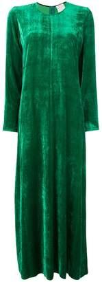 Forte Forte long flared dress
