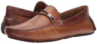 Matteo Massimo Perf Vamp Rope Bit Men's Slip-on Dress Shoes