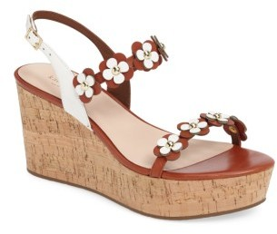 Women's Kate Spade New York Tisdale Platform Wedge Sandal