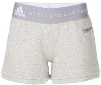 adidas by Stella McCartney essential knit shorts