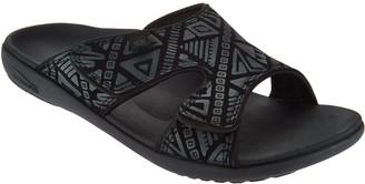 Spenco Orthotic Slide Sandals - Kholo Tribal