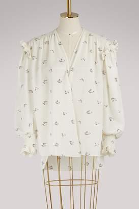 Magda Butrym Grenelli shirt