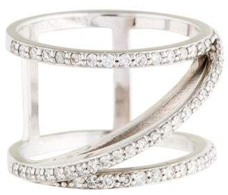 Paige Novick Phyne by 14K Diamond Elliptical Ring