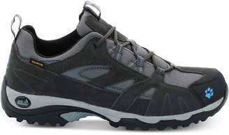Jack Wolfskin Women's Vojo Low Texapore Waterproof Hiking Shoes, Light Sky from Eastern Mountain Sports