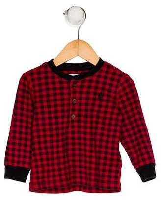 Ralph Lauren Boys' Gingham Print Shirt