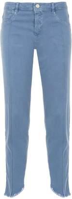 M·A·C Mara Mac cropped jeans