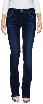 Supertrash Denim pants - Item 42646768