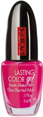 PUPA Lasting Colour Gel Gloss Effect Spicy Fuchsia Nail Polish