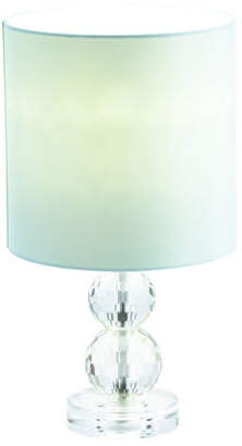 Kids 14.5in Crystal Accent Lamp