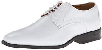 Stacy Adams Carmichael Plain Toe Lace-up Uniform Oxford Dress Shoe (Little Kid/Big Kid)