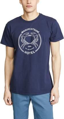 MAISON KITSUNÉ Hotel Tee