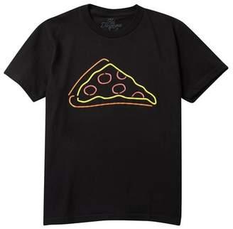 Kid Dangerous Neon Pizza Top (Little Boys & Big Boys)