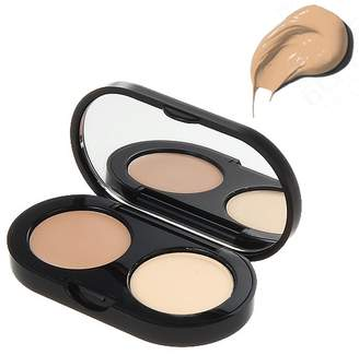 Bobbi Brown New Creamy Concealer Kit - Warm Beige Creamy Concealer + Pale Yellow Sheer Finish Pressed Powder - 3.1g/1.1oz by