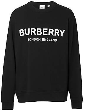 Burberry Men's Logo Sweatshirt
