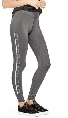 GUESS Women's Active Logo Leggings