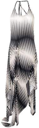 J.W.Anderson graphic print jersey dress