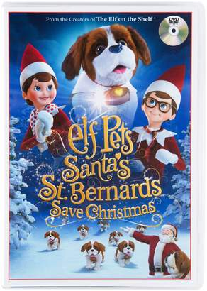 The Elf On The Shelf The Elf on the Shelf Elf Pets: Santa's St. Bernards Save Christmas DVD