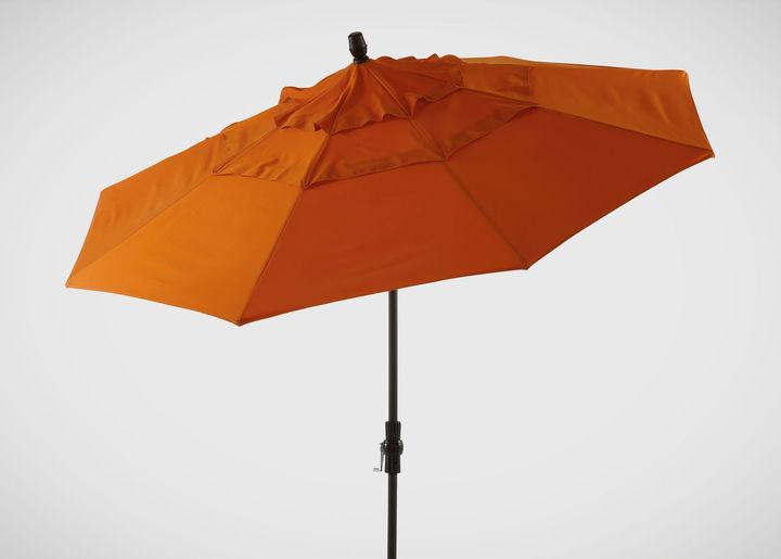Tuscan Sun Round Market Umbrella