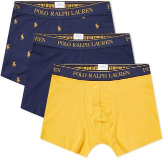 Polo Ralph Lauren Classic Trunk - 3 Pack