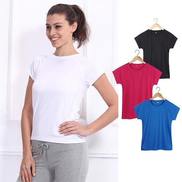 Damen-Sport-T-Shirt