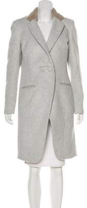Laveer Wool-Blend Coat w/ Tags