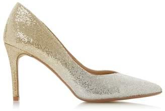 fa68fe3f8fc Gold Court Shoes - ShopStyle UK